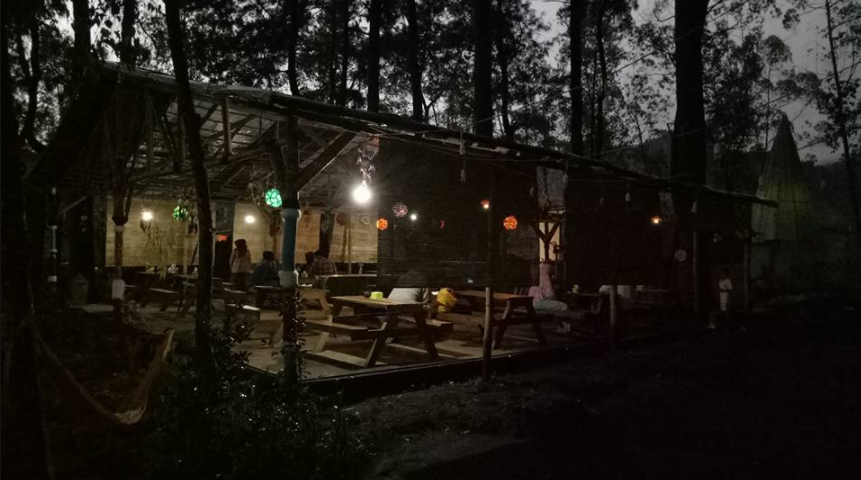 15 c Tempat Malam Mingguan Paling Romantis